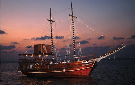 Sea Horse ::Pirate Ship::